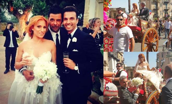 Auguri Matrimonio Siciliano : Alessandra tripoli nozze siciliane
