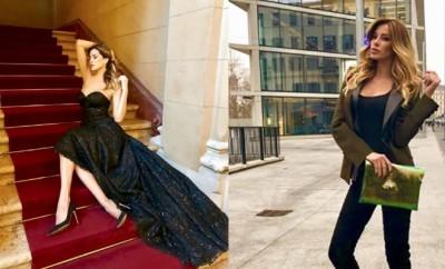 Vestito Da Sposa Aida Yespica.Aida Yespica Torna Sul Set New Images Magazine