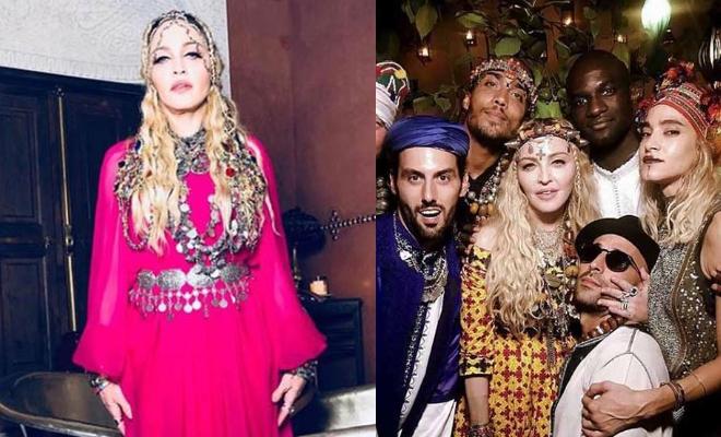 Madonna Compleanno Magico