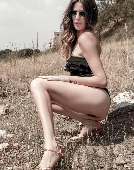 Foto Sexy Alessia Fabiani 59