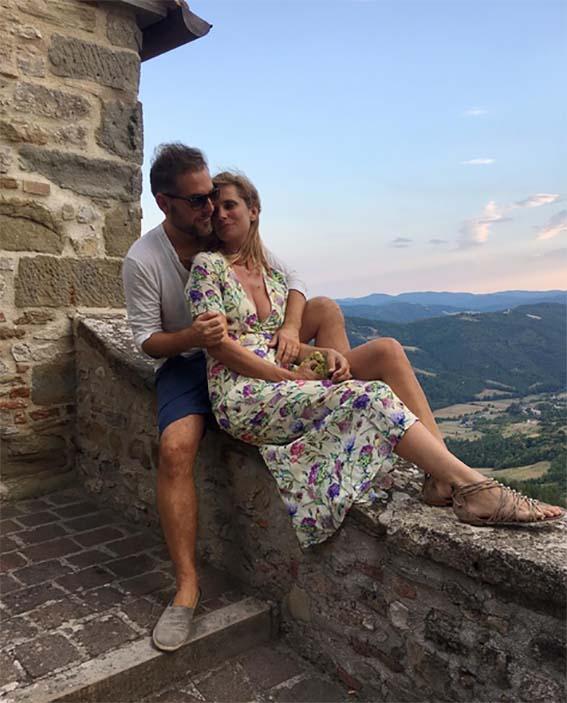 Matrimonio Bossari : Filippa lagerback vacanze romantiche