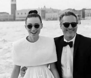 Joaquin Phoenix e Rooney Mara