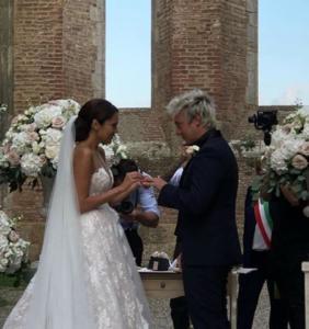 Andrea Mainardi e Anna Tripoli