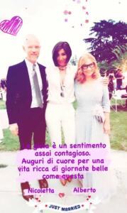 Alberto Tinarelli, Anna Maria Bernini e Nicoletta Mantovani