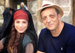 Emma Marrone e Gabriele Muccino