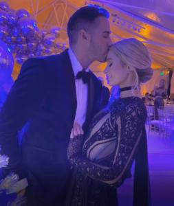 Paris Hilton e Carter Reum