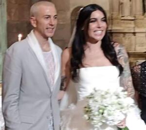 Veronica Ciardi e Federico Bernardeschi