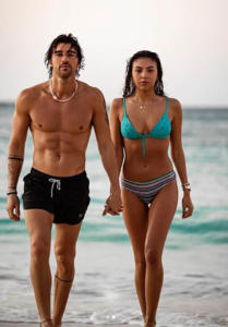 Andrea Damante e Claudia Coppola