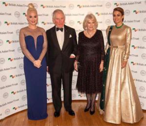 Katy Perry e il Principe Carlo