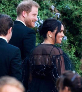 Meghan Markle e Principe Harry