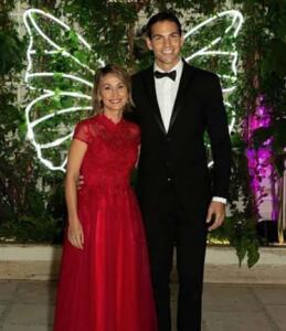 Brice Martinet e Elena Falbo