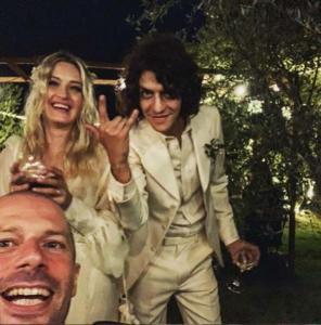 Carolina Crescentini e Francesco Motta