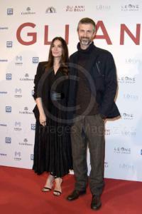 Ilaria Spada e Kim Rossi Stuart