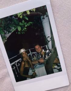 Leona Lewis e Dennis Jauch