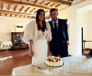 Sara Tommasi e Antonio Orso