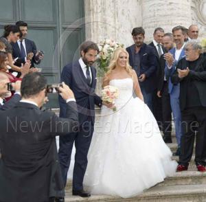 Eleonora Daniele e Giulio Tassoni