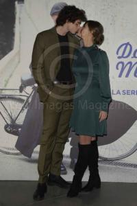 Jenny De Nucci e Riccardo De Rinaldis