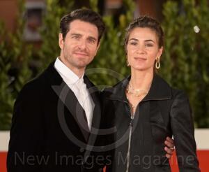 Giampaolo Morelli e Gloria Bellicchi