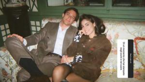 Giulia De Lellis e Carlo Gussalli Beretta