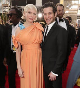 Michelle Williams e Thomas Kail