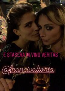 Irene Capuano e Francesca Valtorta