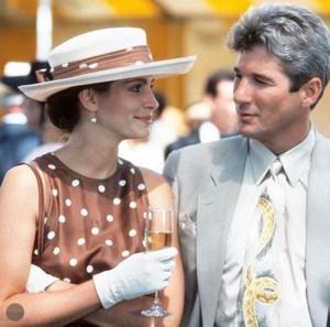 Julia Roberts e Richard Gere