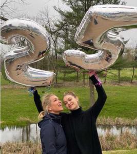 Gigi Hadid e Yolanda Hadid