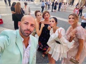Cristina Chiabotto, Laura Chiatti e Michela Quattrociocche