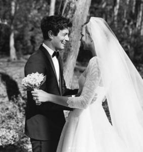 Karlie Kloss e Joshua Kushner primo matrimonio