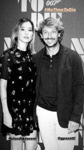 Giorgio Pasotti e Claudia Tosoni