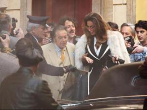 Madalina Ghenea e Al Pacino