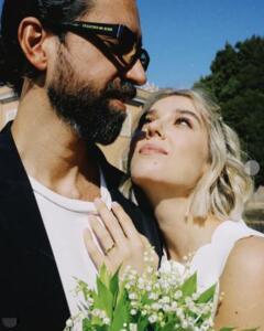 Martina Pinto e Alessandro Poggi