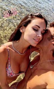 Michela Quattrociocche e Giovanni Naldi