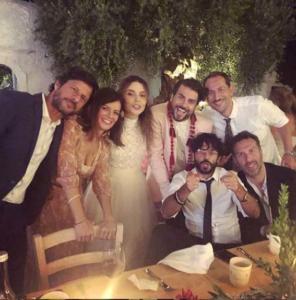 Claudia Potenza, Marco Bocci, Andrea Sartoretti