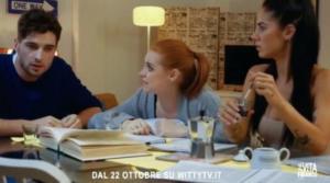 Giulia De Lellis, Ludovica Bizzaglia e Luca Turco