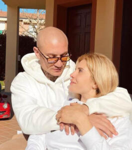 Paola Caruso e Dario Socci