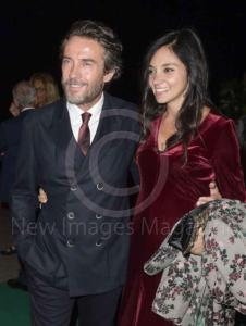 Alessio Boni e Nina Verdelli