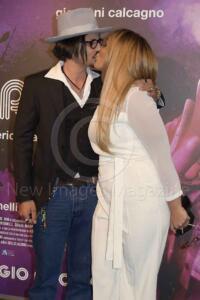 Francesca Manzini e nuovo fidanzato Marco Scimìa