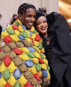 Rihanna e Asap Rocky