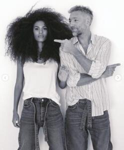 03 Tina Kunakey e Vincent Cassel