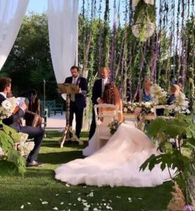 Tomaso Trussardi, Paola Turani e Riccardo Serpellini