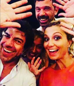 Pierfrancesco Favino e Anna Ferzetti