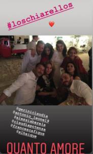Claudia Potenza, Claudia Gerini, Alessia Barela
